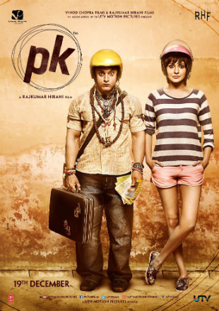 Pk 2014 BluRay 450Mb Full Hindi Movie Download 480p Watch Online Free bolly4u