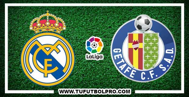 Ver Real Madrid vs Getafe EN VIVO Por Internet Hoy 3 de Marzo de 2018