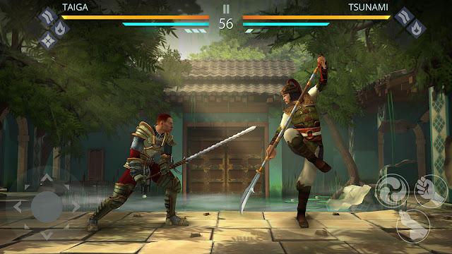 تحميل لعبة shadow fight 3 مهكرة للاندرويد من ميديا فاير