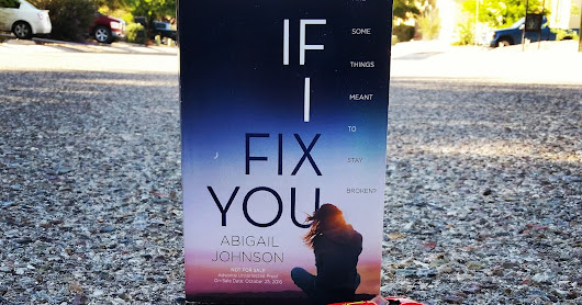 If I Fix You ARC Review