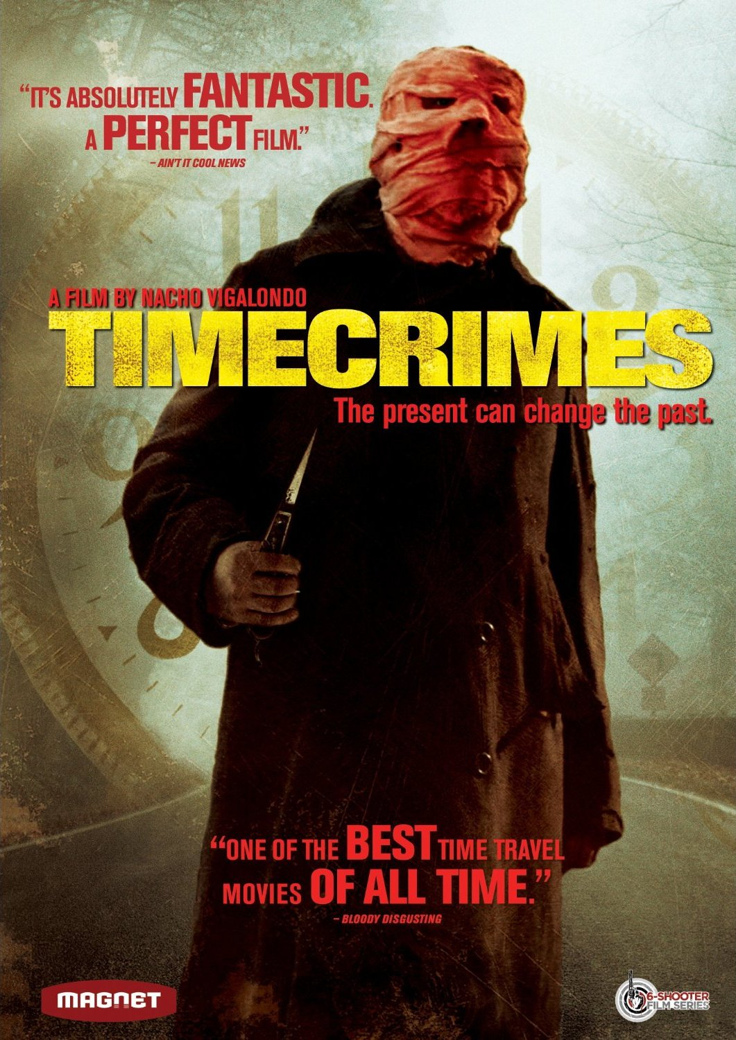 Tips from Chip: Movie – Timecrimes (2007)