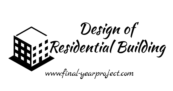 design of residential building civil project report