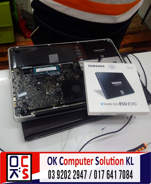 [SOLVED] MACBOOK PRO SLOW SANGAT | REPAIR MAC KAMPUNG PANDAN 1