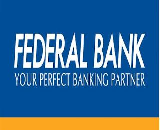 Federal Bank clerk jobs