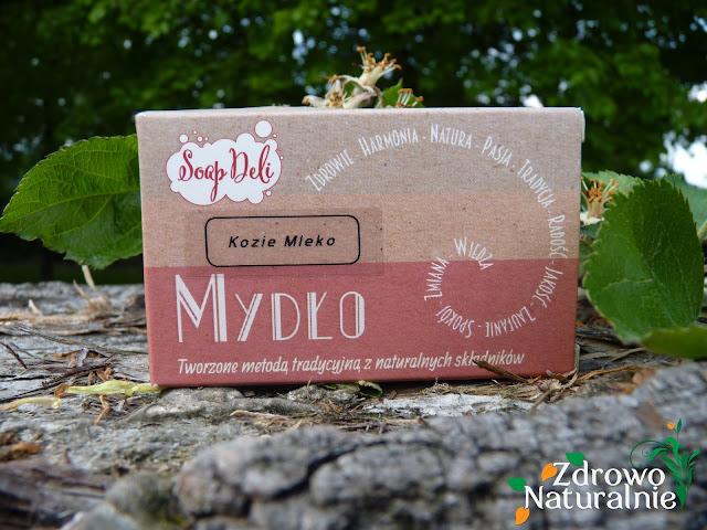 Soap Deli - Mydło z kozim mlekiem do bardzo suchej skóry