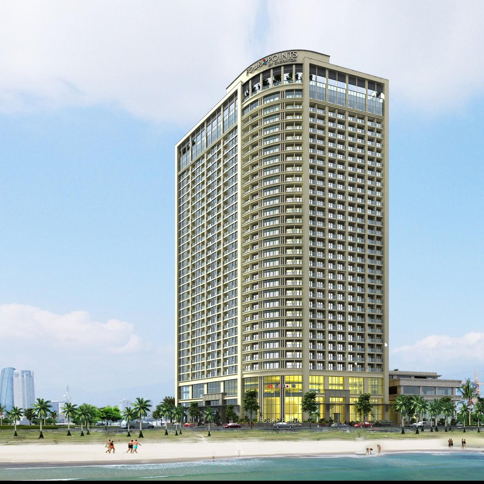 Phối cảnh tổng thể dự án Luxury Apartment