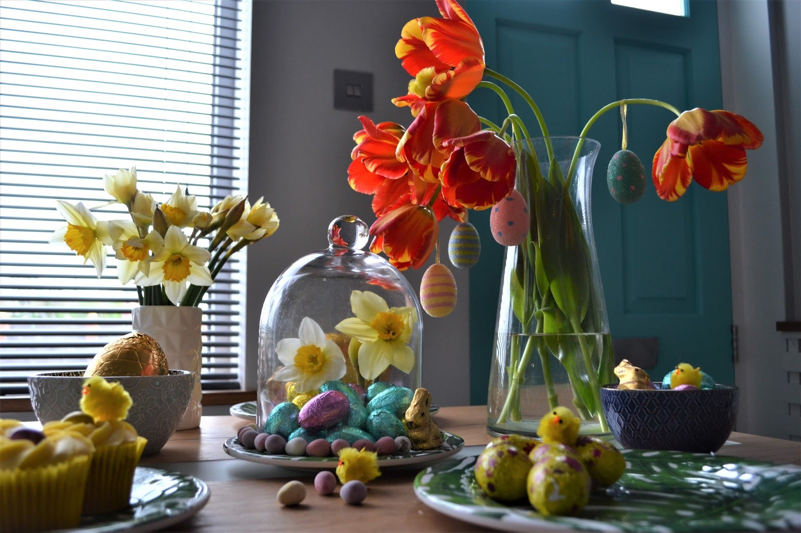 The Turquoise Door Easter Table Decorating With Homesense And Tk Maxx