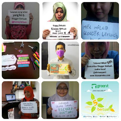 Komunitas Blogger Bertuah Pekanbaru