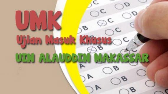 Jalur Masuk UMK Uin Alauddin Makassar 2016/2017