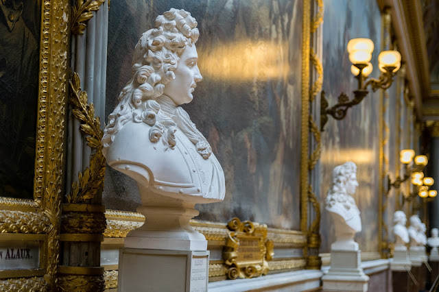 palácio versalhes frança