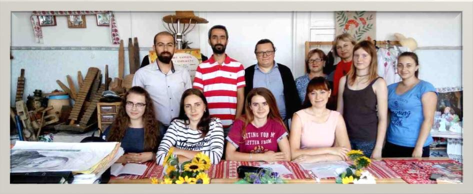 Факультет філології та історії зустрічає гостей із Туреччини