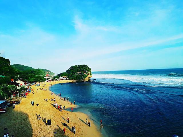 pantai indiyanti gunungkidul yogyakarta