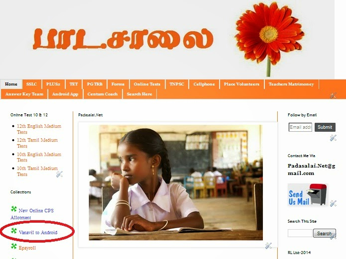 How to View Word Document with Vanavil Avvaiyar Font Using