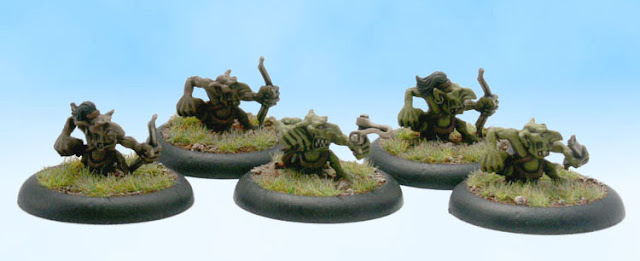 Pathfinder RPG Miniatures Monster Creature Goblins
