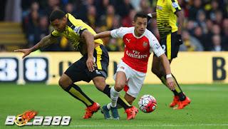 Agen Bola Terpercaya : Prediksi Skor Arsenal Fc Vs Watford Fc 02 April 2016