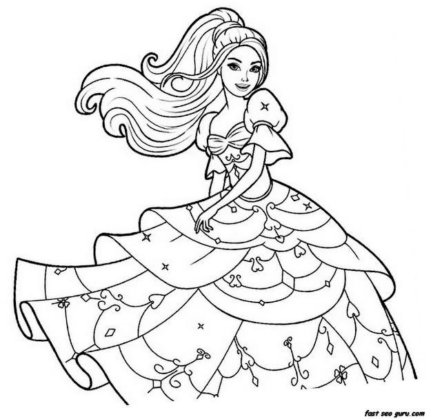 Coloring Pages For Girls Coloring Pages Throughout Color Pages For Girls  Coloring Page