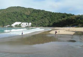 Пляж Най-Хан
