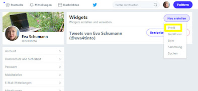 alte Twitter-Benutzeroberfläche