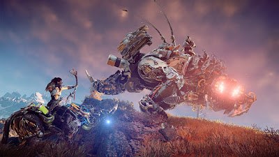 Horizon Zero Dawn Game Screenshot 4