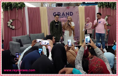 Meet and Greet Zaskia Sungkar