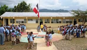 Resultado de imagen para escuela publica de barahona