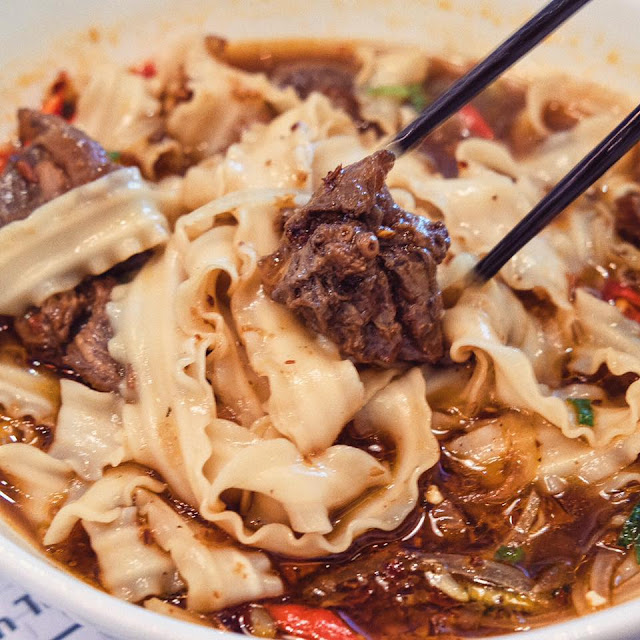 Secret Recipe Taiwan Beef Noodles