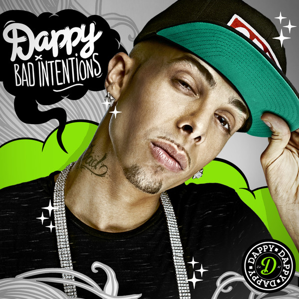 Dappy - Bad Intentions (Deluxe Version) [Album & 3 Music Videos] Cover