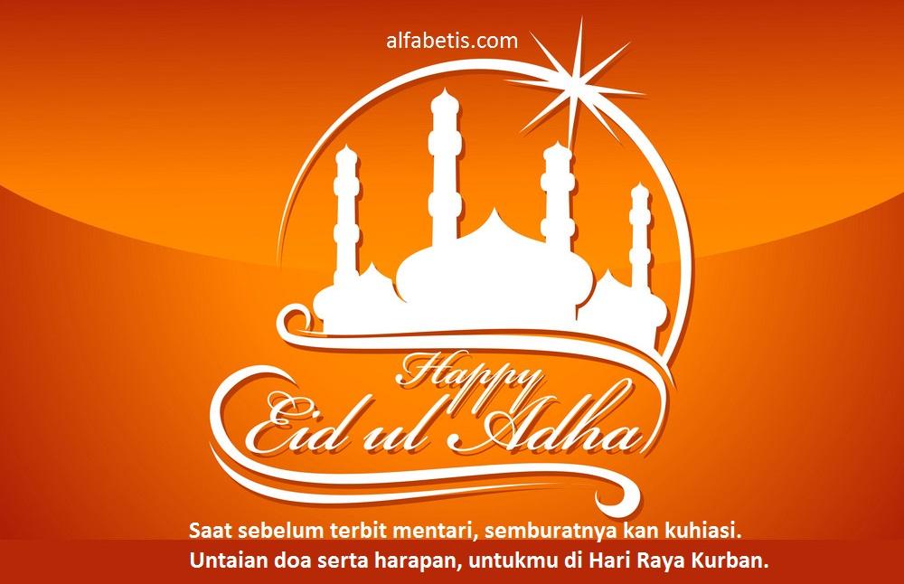 Kartu Ucapan Selamat Idul Adha Untuk Sahabat