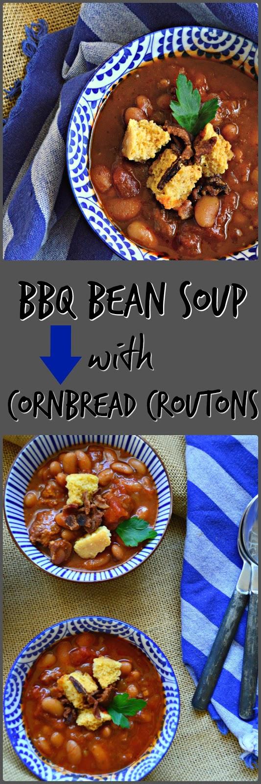 Soup, BBQ, Beans