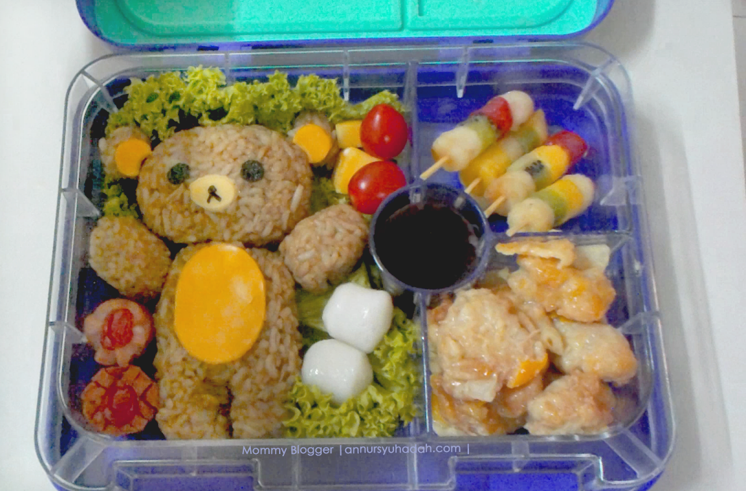 Video Bento Rilakkuma