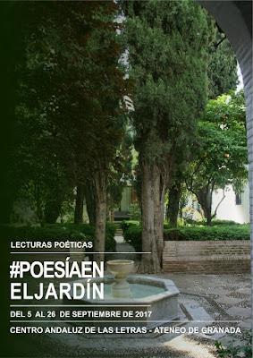 Poesía en el Jardín, Granada