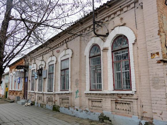 Білгород-Дністровський. Вулиці, які беруть початок від фортеці Аккерман