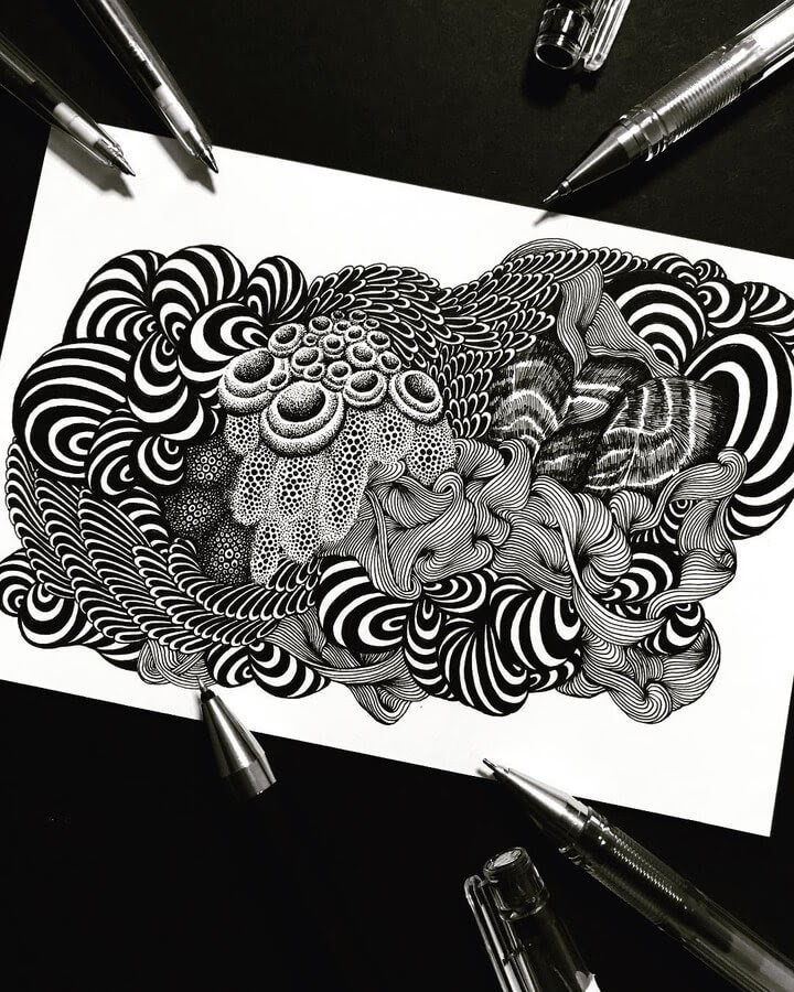 13-Abstract-Doodles-Sanagi-www-designstack-co