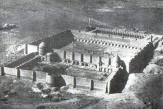 Masjid Tinggalan Sejarah Khilafah Abbasiyah Di Kufa,Iraq