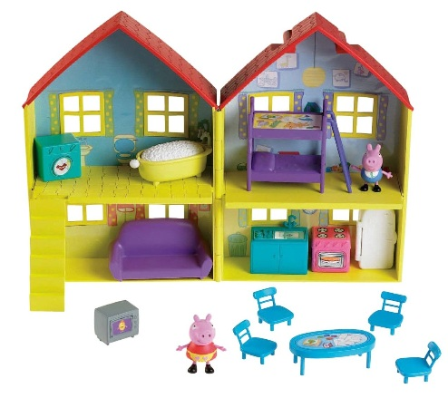 PEPPA PIG TOYS NOW AT TOYS R US - TOY REVIEW - Mama to 6