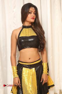 Telugu Actress Dancer Riya  Pictures at Banti Poola Janaki Audio Function Set2  0016.JPG