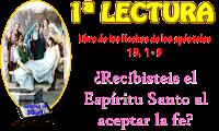 Resultado de imagen para Hechos de los apóstoles (19,1-8)