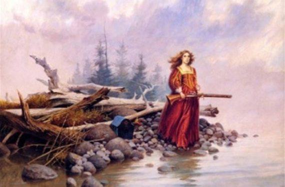 Marguerite de La Rocque de Roberval