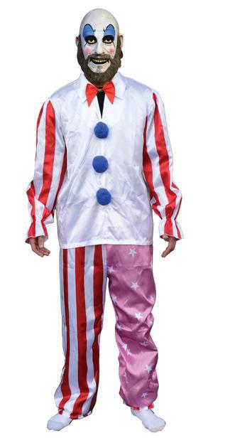 Disfraz Capitán Spaulding