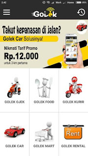 GOLEK Apk - Free Download Android Application