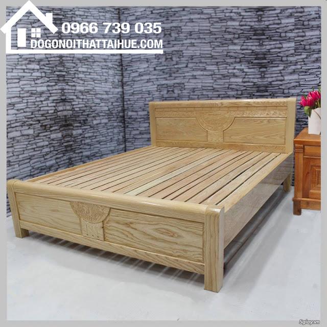 Mua giường ngủ ở Huế, Mua giường ngủ ở Đà Nẵng, Giường gỗ sồi nga, giuong so o hue, giuong go soi nga, Mua giuong ngu o hue, Cua hang noi that tai Hue