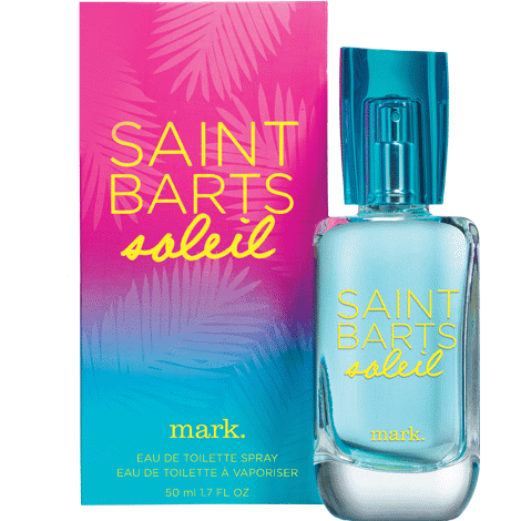 Fragrant Friday - mark. Saint Barts Soleil