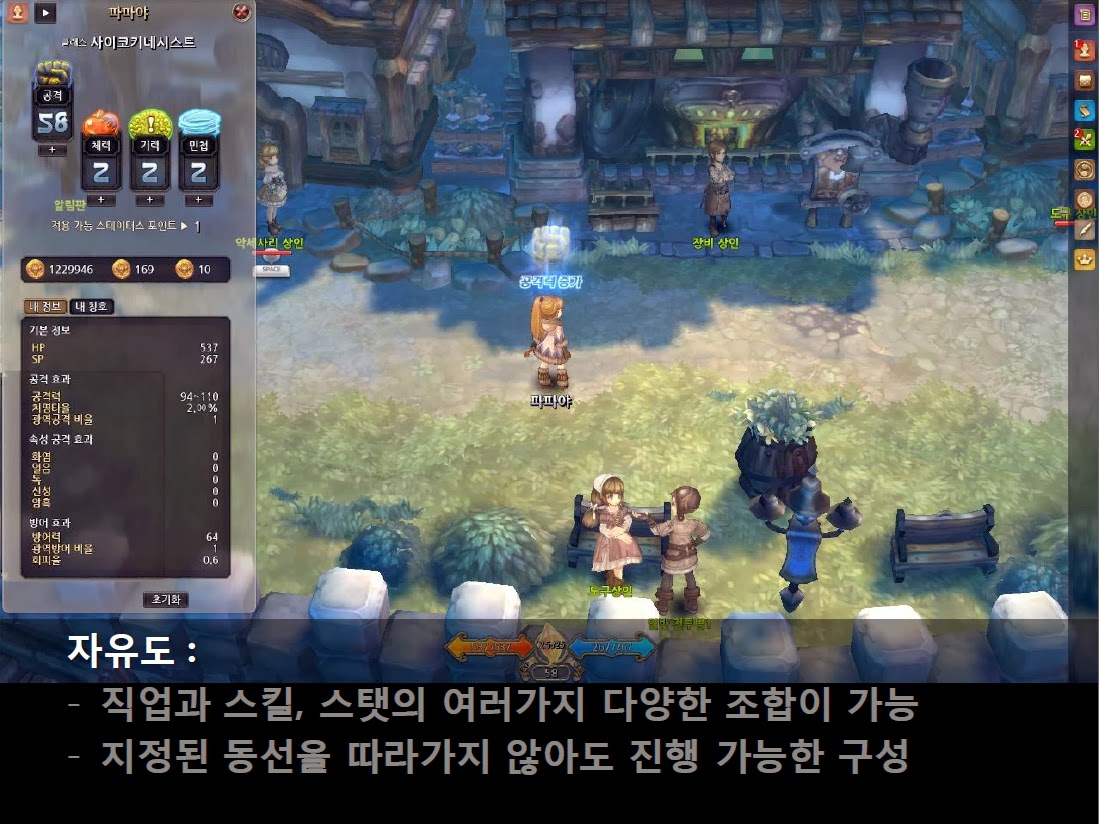 Tree of Savior Online (Preview) - Part 2