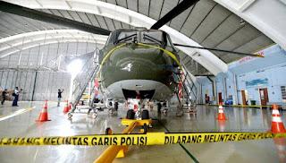 Helikopter AgustaWestland AW 101