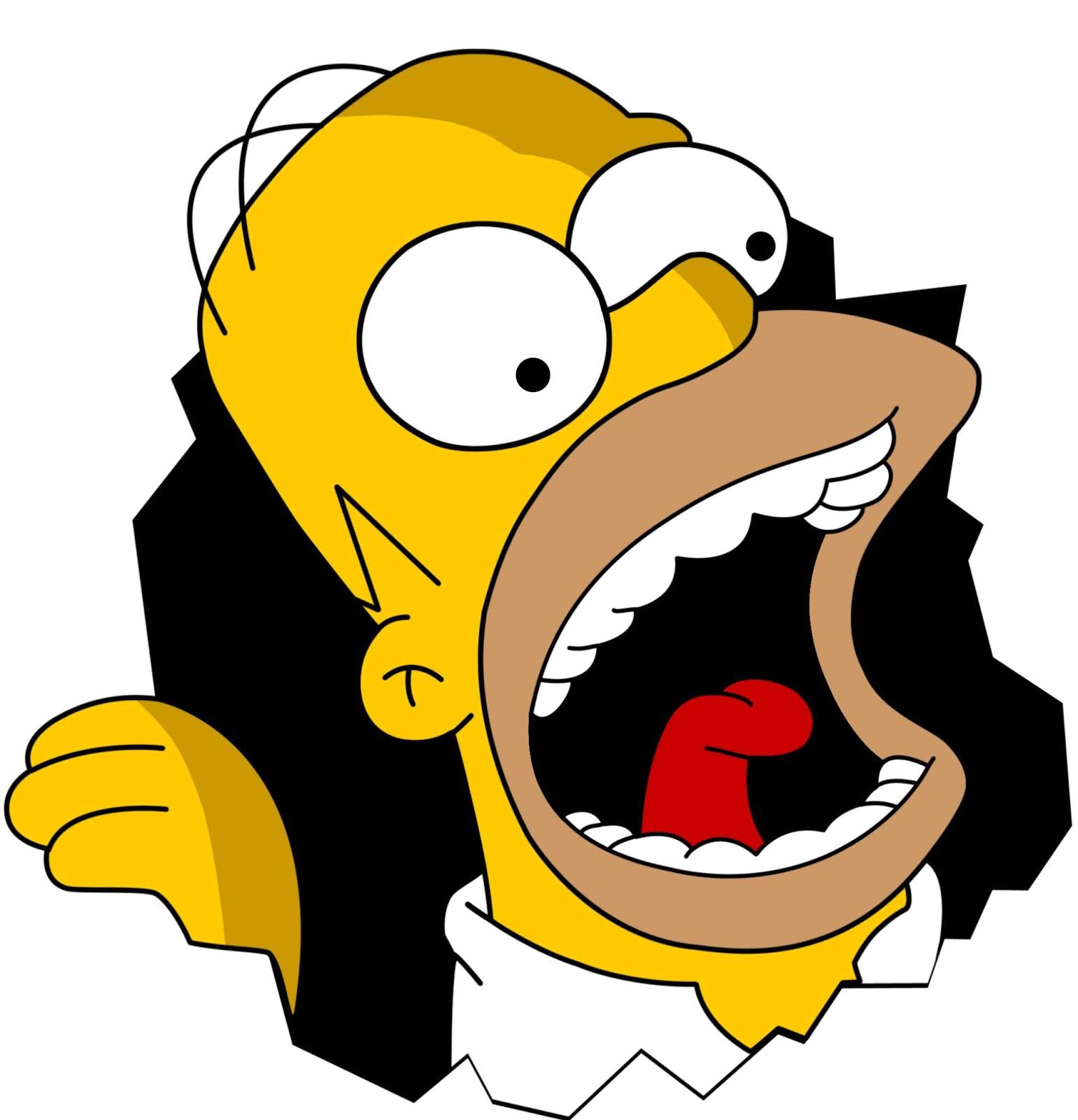 Papel de parede Os Simpsons 2000x2076