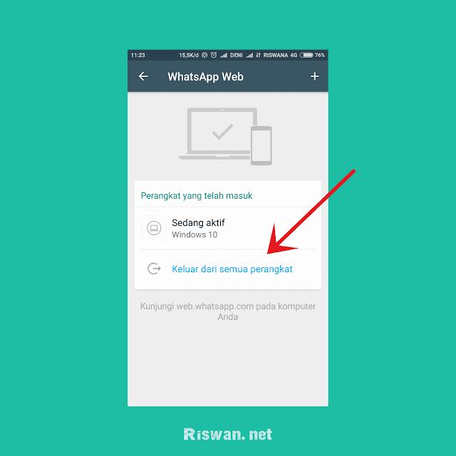 Membuka Satu Akun Whatsapp di Dua HP Android