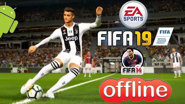 FIFA 14 MOD FIFA 19 Apk+Data+Obb