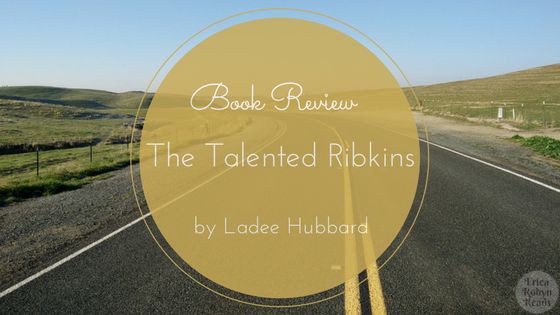 Book review of The Talented Ribkins by Ladee Hubbard