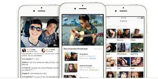 YOUNOW Aplikasi live streaming Populer
