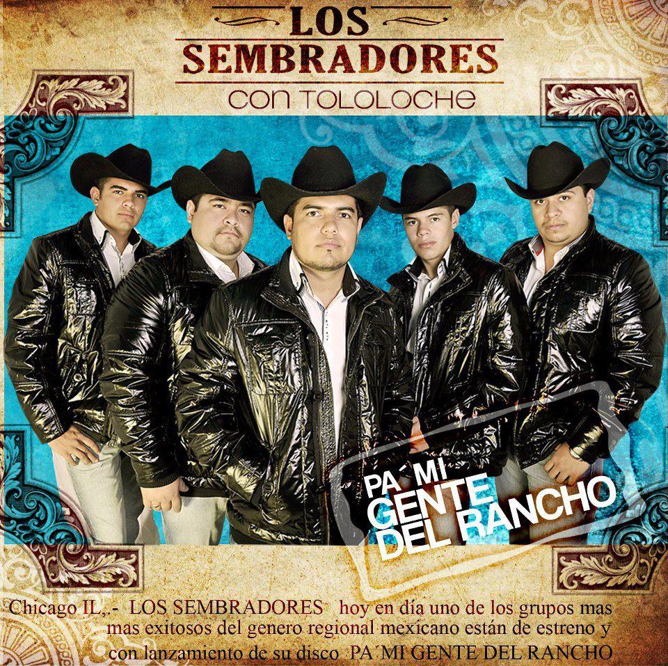 Los Sembradores De La Sierra - Pa La Gente Del Rancho (Album 2012)